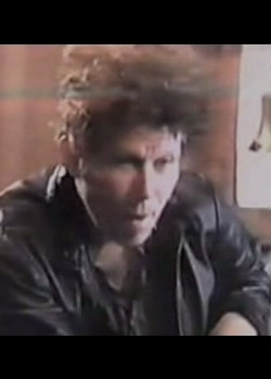 Egos And Icons Tom Waits Skid Romeo 1992 Tw Musical Performer Actor Interviewee Muchmusic Channel Television Show Special On